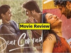 Dear Comrade Movie Review Rating Vijay Deverakonda Starrer Tries To Unearth Braveness In You