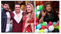 The Kapil Sharma Show Krushna Abhishek Was Not Allowed To Share Stage With Govinda Courtesy Sunita