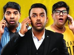 Meeku Mathrame Chepta Movie Review Vijay Devarakonda Production Debut Is For Comedy Lovers
