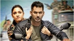Action Movie Review And Rating Logic Goes For A Toss In This Vishal Starrer