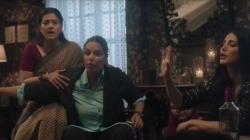 Devi Short Film Review Kajol Neha Dhupia And Shruti Haasan Film Will Send Chills Down Your Spine