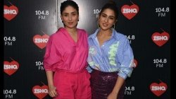 Awkwardness Brewing Between Kareena Kapoor Khan And Sara Ali Khan