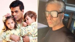 Happy Birthday Karan Johar 5 Rare Pictures Shared By The Fimmaker That Are Pure Gold