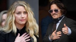 Johnny Depp S Lawyer Says The Actor Is Not A Wife Beater Amber Heard Breaks Down In Tears