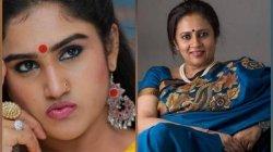 Vanitha Vijaykumar Demands Rs 2 5 Crore From Lakshmy Ramakrishnan For Defaming Her