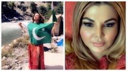 Rakhi Sawant Old Pic Hugging Pakistani Flag Viral Netizens Slam This Is Her Reality Rakhi Reacts