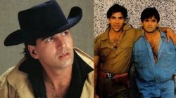 Akshay Kumar Birthday Special Throwback Photos Of Bollywood S Khiladi Which Are Pure Gold