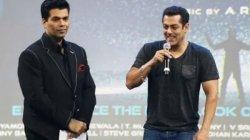 When Karan Johar Embarrassed Salman Khan Over Aishwarya Rai Bachchan In Front Of A Huge Crowd