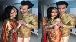 Manasi Naik Gets Engaged To Bf Pardeep Kharera In Mumbai