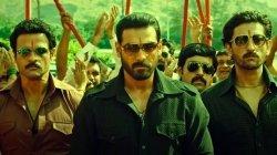 Mumbai Saga Day 4 Box Office Collection John Abraham Emraan Hashmi S Film Stays Steady