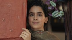 Pagglait Movie Review Sanya Malhotra