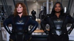Thunder Force Movie Review Melissa Mccarthy Octavia Spencer S Film Is Fun But Not Genre Shattering