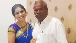 Aai Kuthe Kaay Karte Ashvini Mahangade Father Pradipkumar Mahangade Passes Away Due To Covid 19