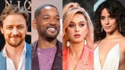 Hollywood Stars Support Covid Relief Efforts In India James Mcavoy Will Smith Katy Perry Others