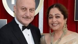Anupam Kher Rubbishes Rumours About Kirron Kher S Health Condition