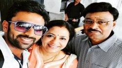 Shanthanu Bhagyaraj Reveals His Parents K Bhagyaraj And Poornima Test Positive For Covid 19 See Twe