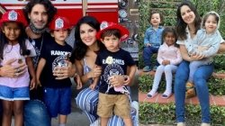 Happy Birthday Sunny Leone 5 Pictures Of The Actress With Her Family That Scream Love