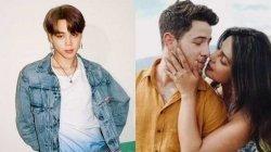 Priyanka Chopra And Nick Jonas Adorable Kiss Mid Performance Made Bts Singer Jimin Blush
