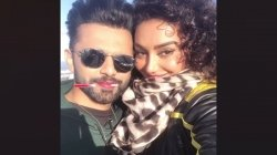 Rahul Vaidya Writes Witty Comment On Mahekk Chahal S Post As She Gets Jealous Of His Red Lips