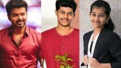 Thalapathy Vijay S Son Jason Sanjay Daughter Divya Sasha Are Not On Twitter Confirms Actor S Pro