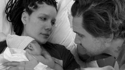 Halsey Welcomes First Child With Beau Alev Aydin Says Rare Euphoric Birth Was Powered By Love
