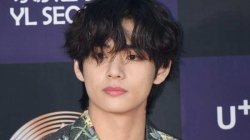 Bts Member V S Viral Photo Gets Compared To Shah Rukh Khan S Iconic Pose