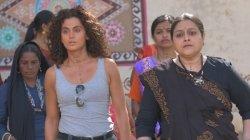 Rashmi Rocket Movie Review Taapsee Pannu Priyanshu Painyuli