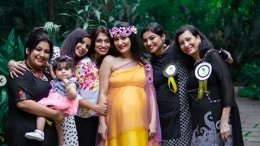 Radhika Pandit Shares More Pics From Baby Shower!