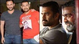 Aamir & Saif In Hindi Remake Of 'Vikram Vedha'