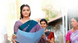 Manju To Share Screen Space With Rajini In 'Thalaivar 168'?