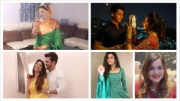 Karwa Chauth 2019: TV Celebs Share Adorable Pictures