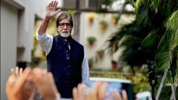Big B Apologizes To Fans For Not Greeting Them On Sunday