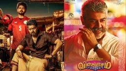 Bigil Beats Viswasam At Tamil Nadu Box Office?