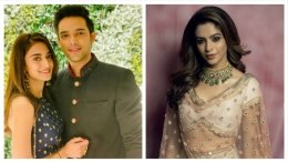 Parth Samthaan Reacts To Rumours Of Dating Erica Fernandes