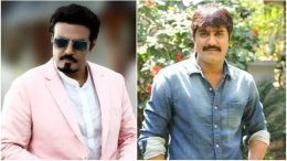 Srikanth To Play Villain In NBK 106?