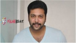 Is Jayam Ravi Playing The Title Role In Ponniyin Selvan?