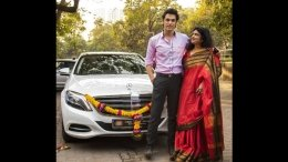 Parth Samthaan Buys A Swanky Car (PICS)