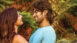 'WFL' New Poster: Vijay Deverakonda Romances Raashi Khanna