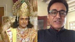 Lord Krishna AKA Nitish Bharadwaj, Joins Instagram