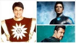 Mukesh Says Salman, SRK Can't Fit In Shaktimaan's Role