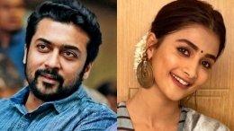 Pooja Hegde Denies Signing Suriya's Aruvaa!