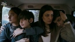Sushmita Sen Celebrates Aarya's International Emmy Nod
