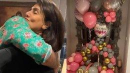 Neetu Kapoor Celebrates Her Birthday With Her Loved Ones