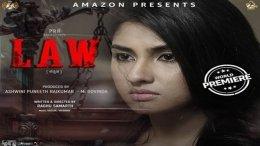 Law Trailer Releasing Tomorrow!