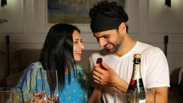 Divyanka & Vivek Celebrate Their Fourth Wedding Anniversary