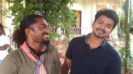 Stunt Siva Drops Unrevealed Details From Vijay's Master!