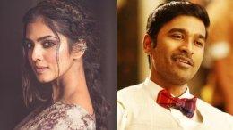 Dhanush To Romance Malavika In D43?