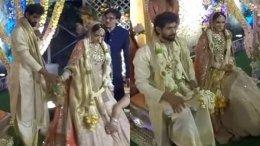 Rana Daggubati And Miheeka Bajaj Tie The Knot