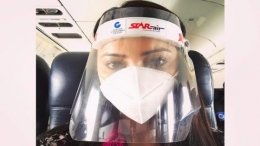 Meghana Gaonkar Opens Up About Her First Flight Post COVID19