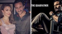 Soha Calls Saif 'The Quadfather' After News Of Fourth Child